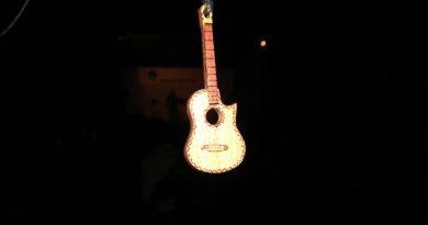 Гитара с Грушинского