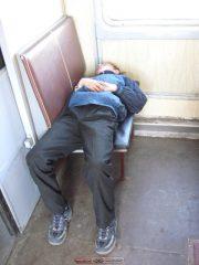 Спящий ребёнок:)