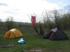 Утренний лагерь