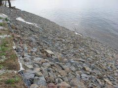 Укрепление берега