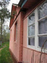Розоватенький домик