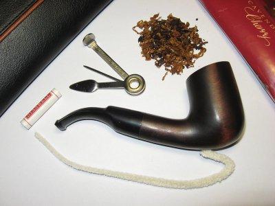 Трубка MR BROG №37 и аксессуары