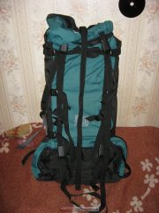 Тест-драйв рюкзака «СнарЯжение Каньон 110