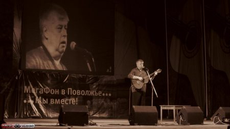 Леонид Сергеев in sepia