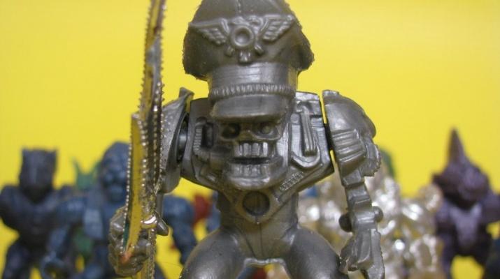 Главнокомандующий моих Легионов Ужаса