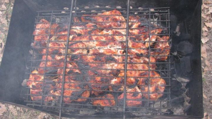 Второмайская курятина