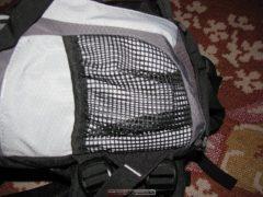 Сетчатый карман для длинномеров
