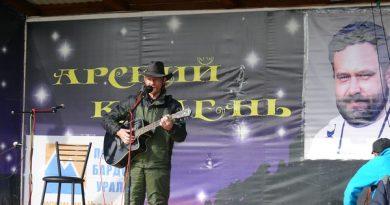 Чёрный Майк (г. Шадринск)