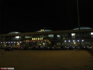 Челябинский вокзал