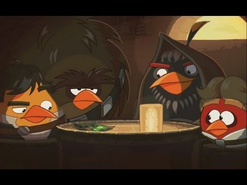 Angry Birds — Star Wars