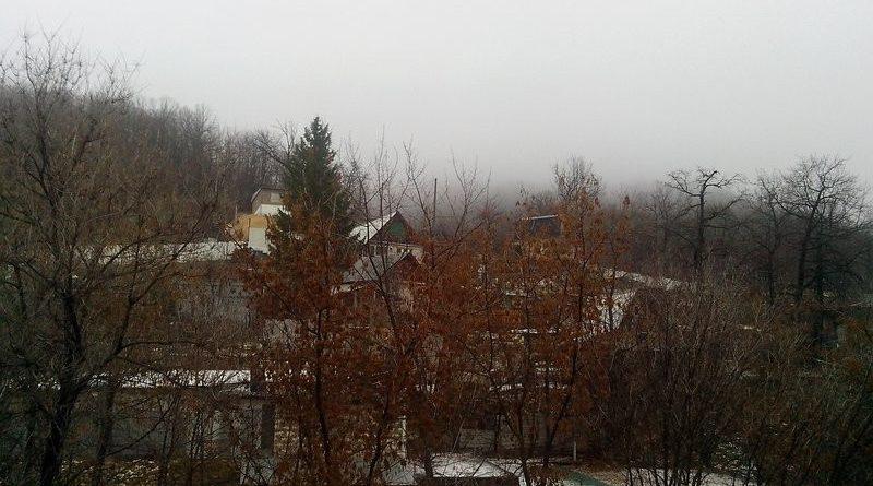 Первый день зимы и никакого фотошопа
