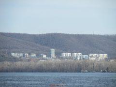 посёлок Красная Глинка, 4 квартал и Батайская