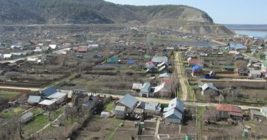 Ширяево, вид сверху