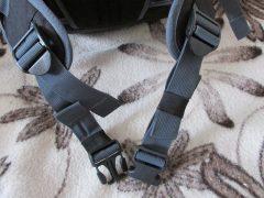 стропы и фастекс поясного ремня