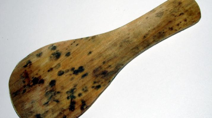 Камуфлированная лопатка