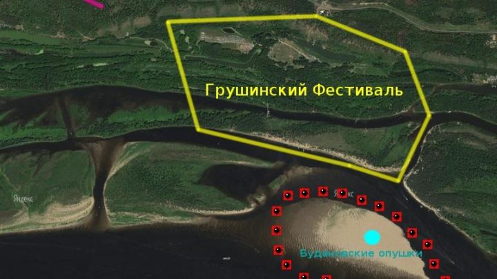 Занимательная грушинская картография