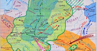 Русь X век