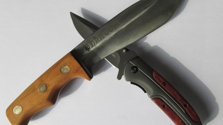 Ножи всякие разные