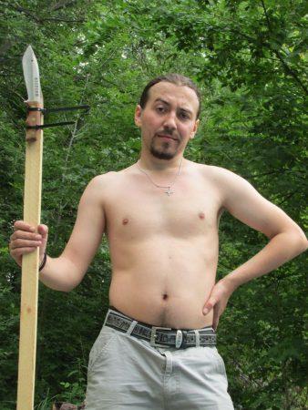 Грушинский воин