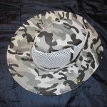 Шляпа комуфляж