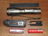 Фонарик UltraFire Cree T6