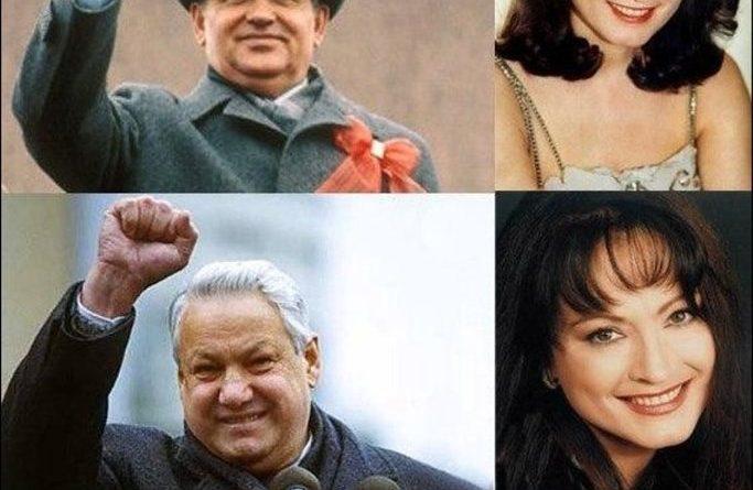 София Ротару и Путин