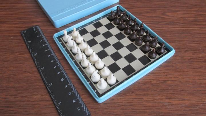 Шахматы. Макро.