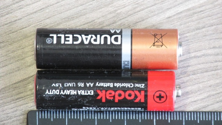 Стрёмные кетайские батарейки