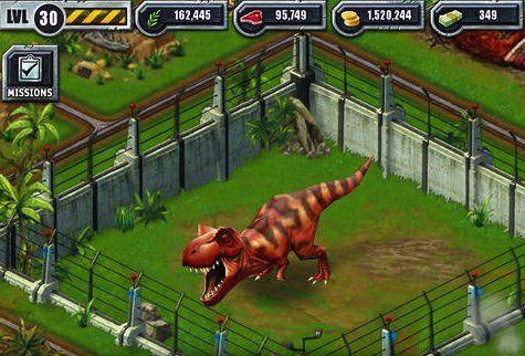 Jurassic Park Builder прохождение читы арена уязвимости