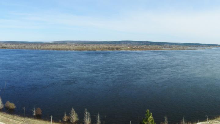 Волга у Ширяево