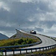 Норвегия, мост в никуда
