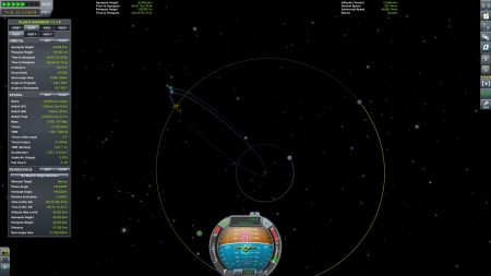 Mission to Minmus (trajectory)
