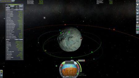 Mission to Minmus (orbit)