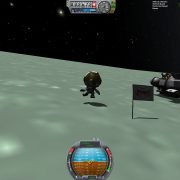Mission to Minmus (flag)