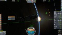 Mission to Minmus (sunrise)