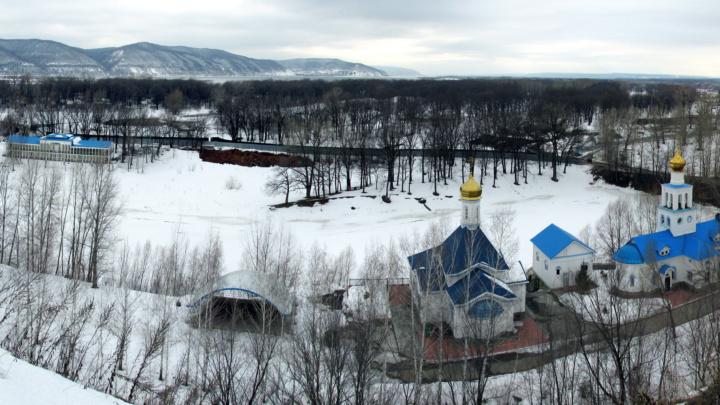 Царёв Курган: ультразум и панорамы