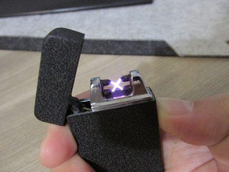 Электродуговая зажигалка