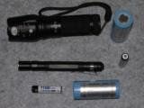 Фонари CREE XM-L2 и Q5