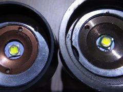 CREE XM-L2 и XM-T6