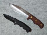 Ножи походный и повседневный