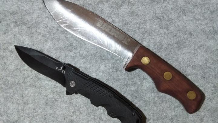Ножи всякие разные (да, опять:))