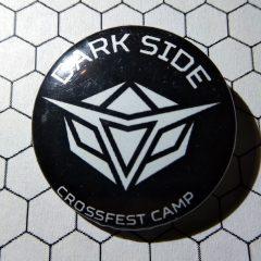 Значок лагеря Dark Side
