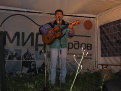 Сцена Глобус в 2011 - Алексей Смирнов