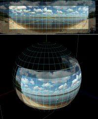 Цилиндрическая проекция