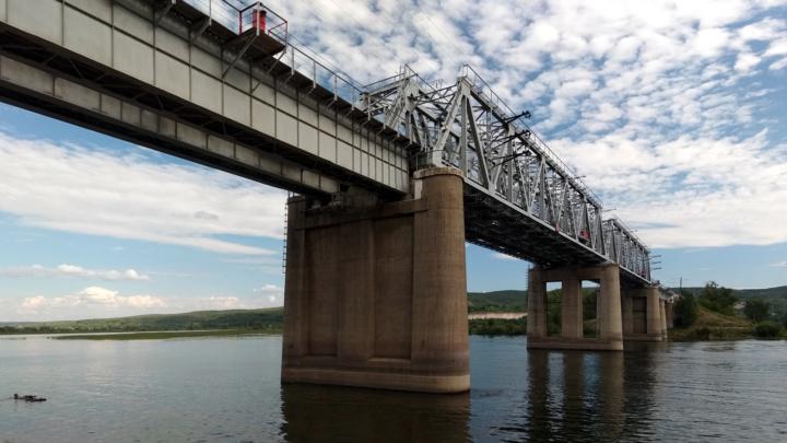 Сокский железнодорожный мост
