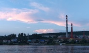 Панорамы с острова Электрон