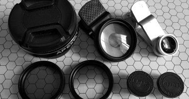 Phone lense