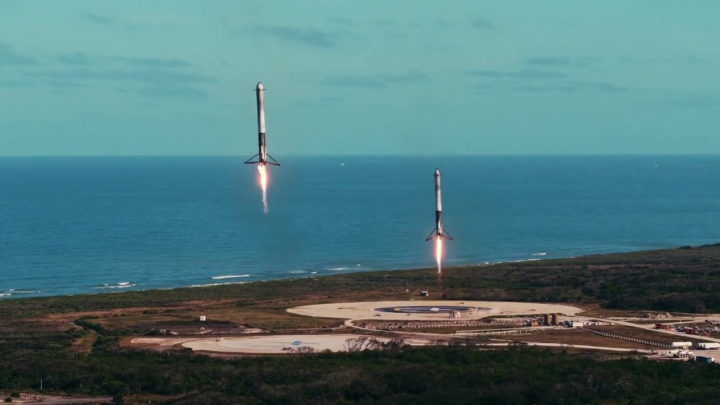 Успех Falcon 9 и культ Карго