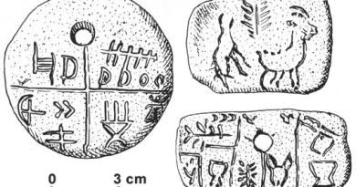 Петроглифы как эмодзи