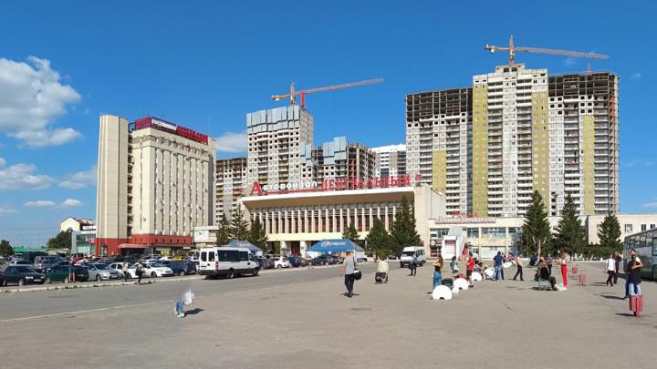 «Архитектурный» «ансамбль» «города»